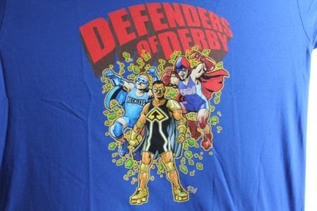 ANTIK Defender T-shirt