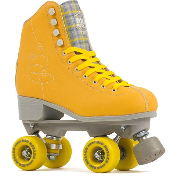 Rio Roller Signature Yellow Skates
