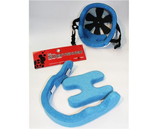 Triple 8 Sweat Saver Helmet liner Blue