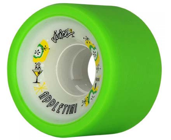 Juice Martini Appletini 59mm 96a Wheels 4 Pack