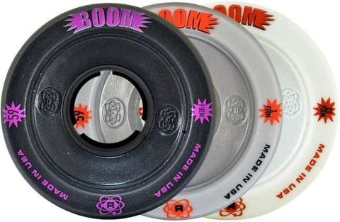 Atom Boom HP Nylon Hollow Core Wheels 4 Pack