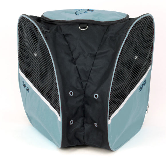 SFR Skate Backpack (Trans-Pack) Black Mint