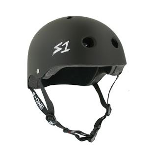 S1 Lifer Helmet Black Matte with Black XXXLARGE