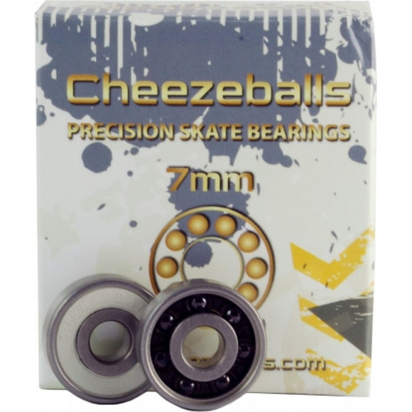 Cheezeballs Swiss Ceramic Bearings 16Pk 8mm or 7mm