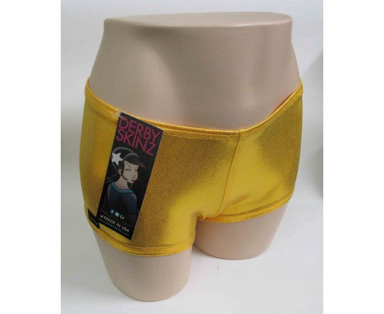 Derby Skinz Shiny Yellow
