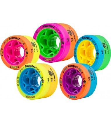 Grn Mnstr Dual Morph Wheels 59mm 4 Pack
