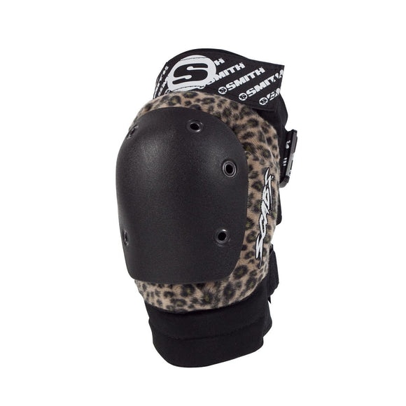 Smith Scabs Knee Pad Leopard Brown