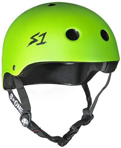 S1 Lifer Helmet Green Matte