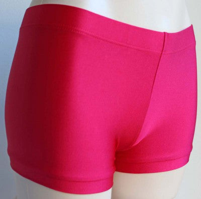 Deby Damage Hot Pants Booty Shorts Red Size Medium