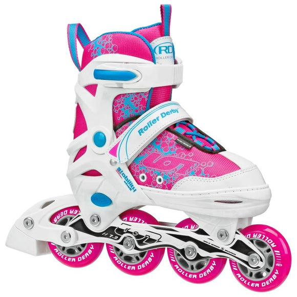 RDS Ion Inline Skates Pink/White