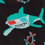 Sock it to Me Jawsome Mens Crew Socks