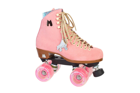 Moxi Lolly Skate Strawberry Pink (w Nylon Thrust)