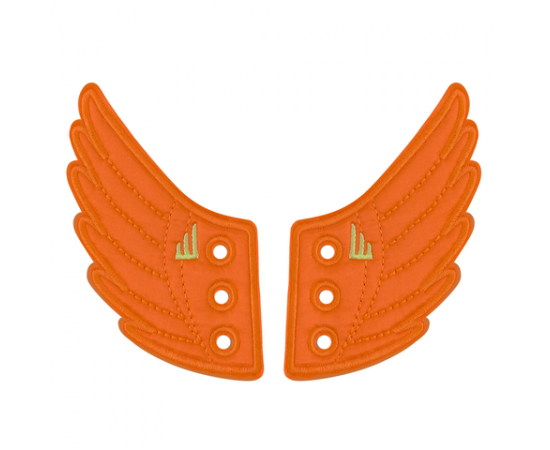 Shwings Neon Orange - Pair