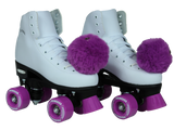 Epic Princess Purple Roller Skates