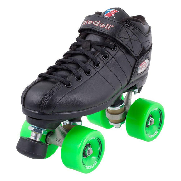Riedell R3 Skate Outdoor - Radar Zen Wheels