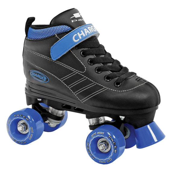 RDS Charger Black Skates