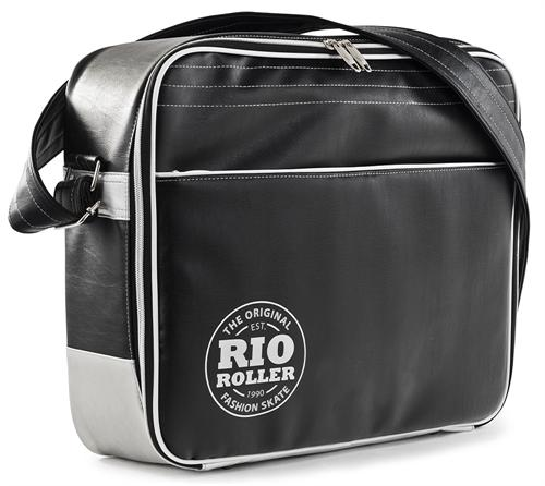Rio Roller Fashion Bag Black White