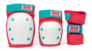 Rio Roller Triple Pad Set - Red Mint