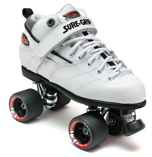 Suregrip Rebel White Skates