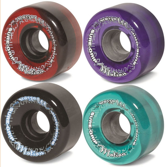 SureGrip Motion 62mm | 78a Wheels 8 Pack