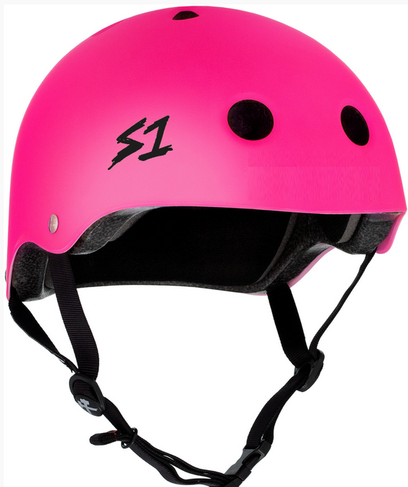 S1 Lifer Helmet Hot Pink