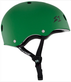 S1 Lifer Helmet Kelly Green Matte