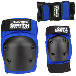 Smith Scabs Youth Tri Pack Blue