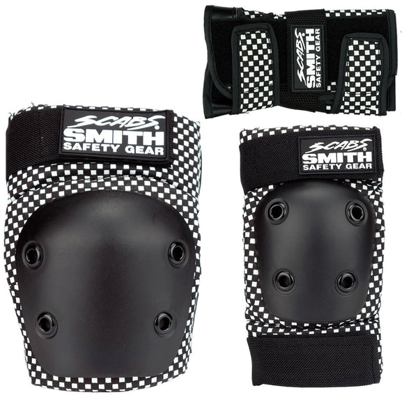 Smith Scabs Youth Tri Pack Checkered