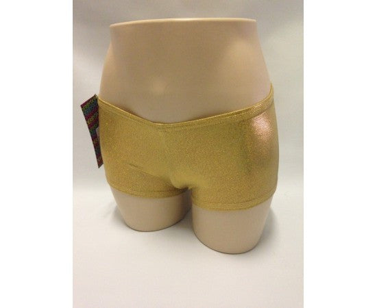 Derby Skinz Sparkle Gold