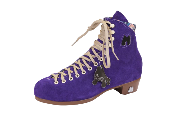 Moxi Lolly Taffy Purple Boot Only