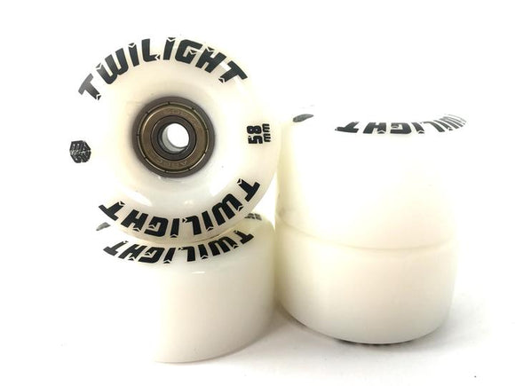 Epic Twilight LED Wheel Rainbow 4pack - Comes with ABEC5 Bearings