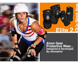Atom Elite 2.0 Elbow Pads