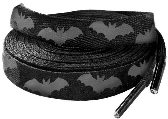 SourPuss Bats Black Laces 72