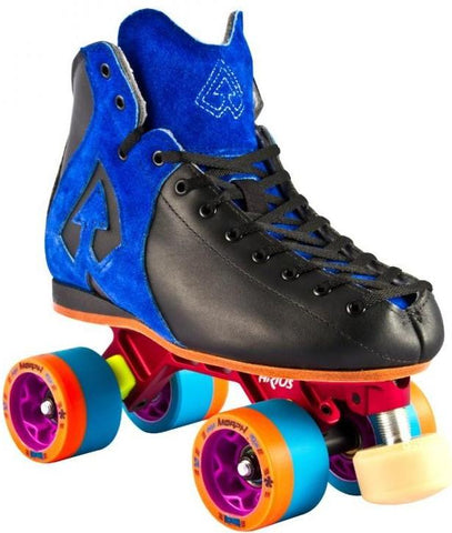 Antik AR1 Hurricane Blue Skates