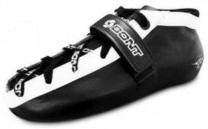 Bont Hybrid Fibreglass Leather Boot Black/White Size US 8