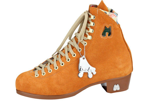 Moxi Lolly Boots Clementine Orange