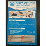 Derby Ice Towel Red