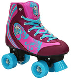 Epic Cotton Candy Roller Skates
