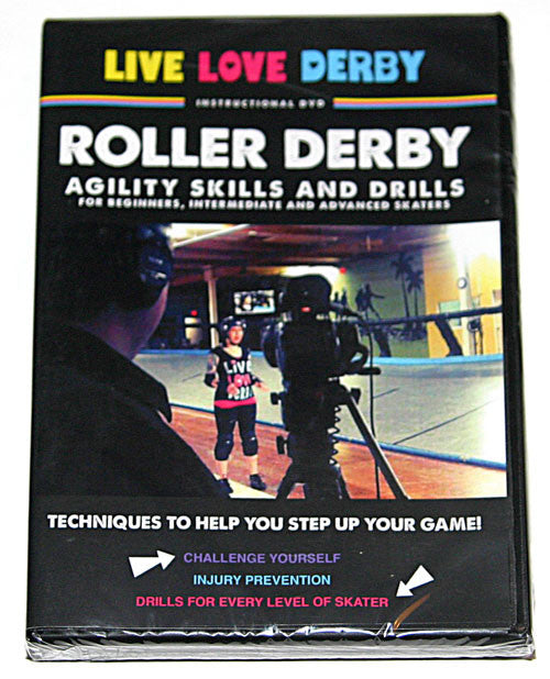 Bonnie D.Stroir Agility Skills and Drills DVD