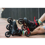 PlayLife GT Black 110 Inline Skates