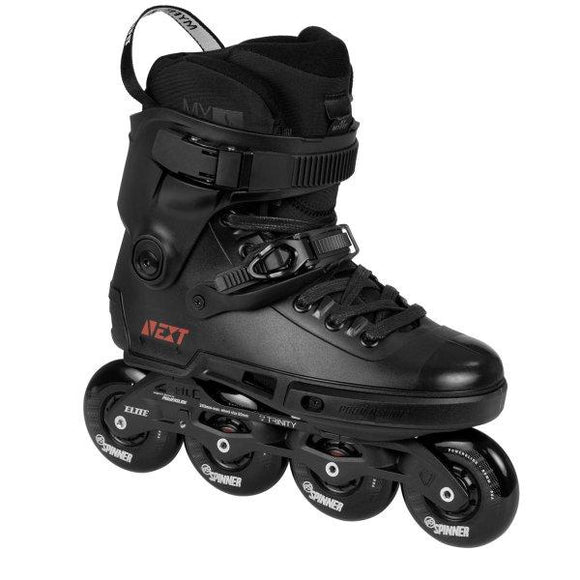 Powerslide Next Core Black 80 Inline Skates