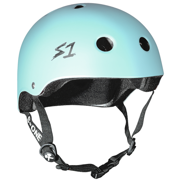 S1 Lifer Helmet Gloss Lagoon