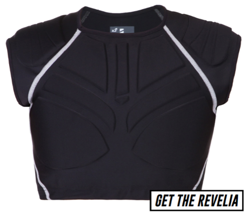 Revele Revelia Body Armour with Shoulder Pads