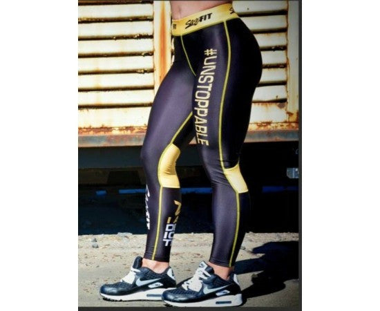 Sassfit Unstoppable Full Length Compression Tights