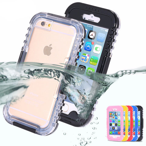Coque iPhone Etanche IP-68