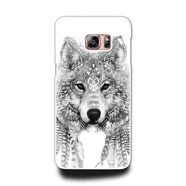 Coque Samsung Loup