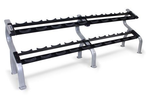 Troy 10 Pair Dumbbell Rack