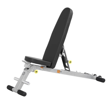 Hoist Folding Multi-Position Workout Bench