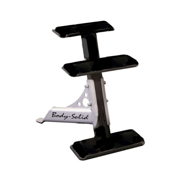 BODY SOLID 3-TIER KETTLEBELL RACK