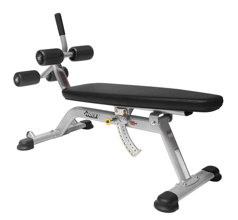 Hoist Adjustable Ab Bench